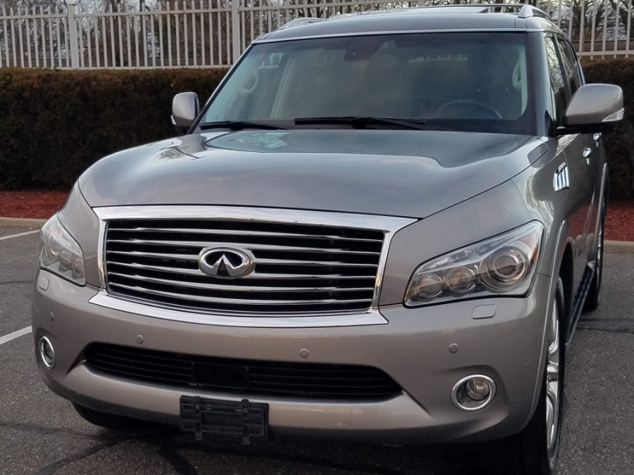 2013 Infiniti QX5 4WD,Technology PKG,Theater PKG, Deluxe Touring PKG, available for sale in Queens, NY