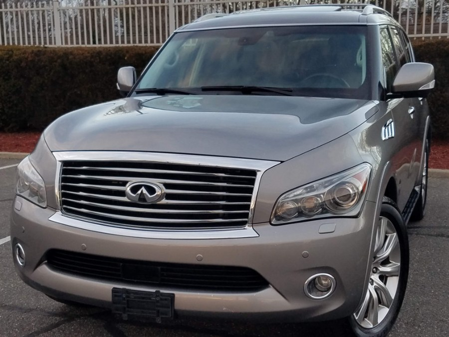 Used Infiniti QX5 4WD,Technology PKG,Theater PKG, Deluxe Touring PKG 2013