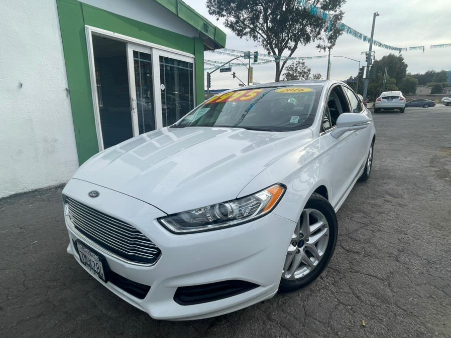 Used 2016 Ford Fusion in Corona, California | Green Light Auto. Corona, California