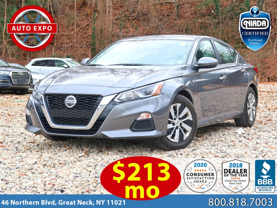 Used 2020 Nissan Altima in Great Neck, New York | Auto Expo Ent Inc.. Great Neck, New York