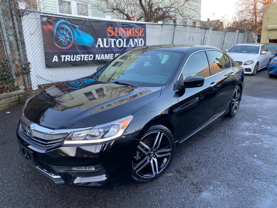 Used 2017 Honda Accord Sedan in Jamaica, New York   Sunrise Autoland. Jamaica, New York