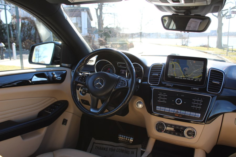 2016 Mercedes-Benz GLE 4MATIC 4dr GLE450 AMG Cpe, available for sale in Great Neck, NY