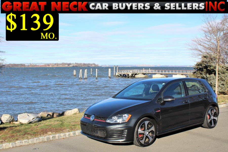 Used 2017 Volkswagen Golf GTI in Great Neck, New York