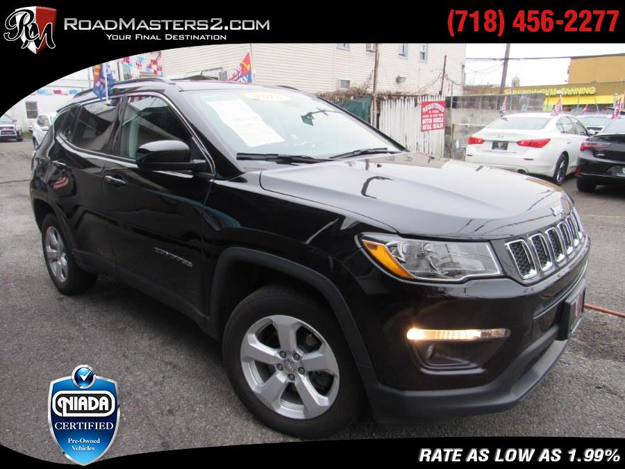 Used 2018 Jeep Compass in Middle Village, New York | Road Masters II INC. Middle Village, New York