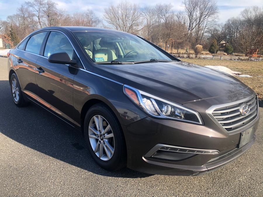 Used 2015 Hyundai Sonata in Agawam, Massachusetts | Malkoon Motors. Agawam, Massachusetts