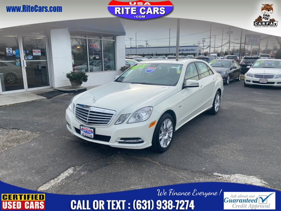 Used 2012 Mercedes-Benz E-Class in Lindenhurst, New York | Rite Cars, Inc. Lindenhurst, New York