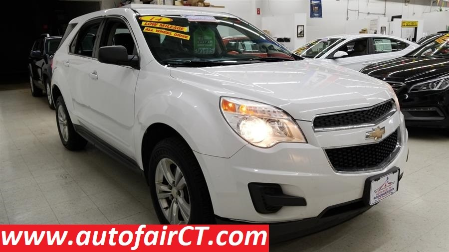 Used 2014 Chevrolet Equinox in West Haven, Connecticut