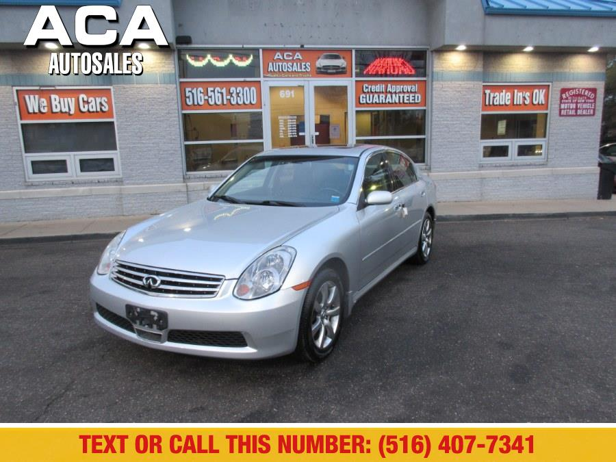 Used 2006 Infiniti G35 Sedan in Lynbrook, New York | ACA Auto Sales. Lynbrook, New York