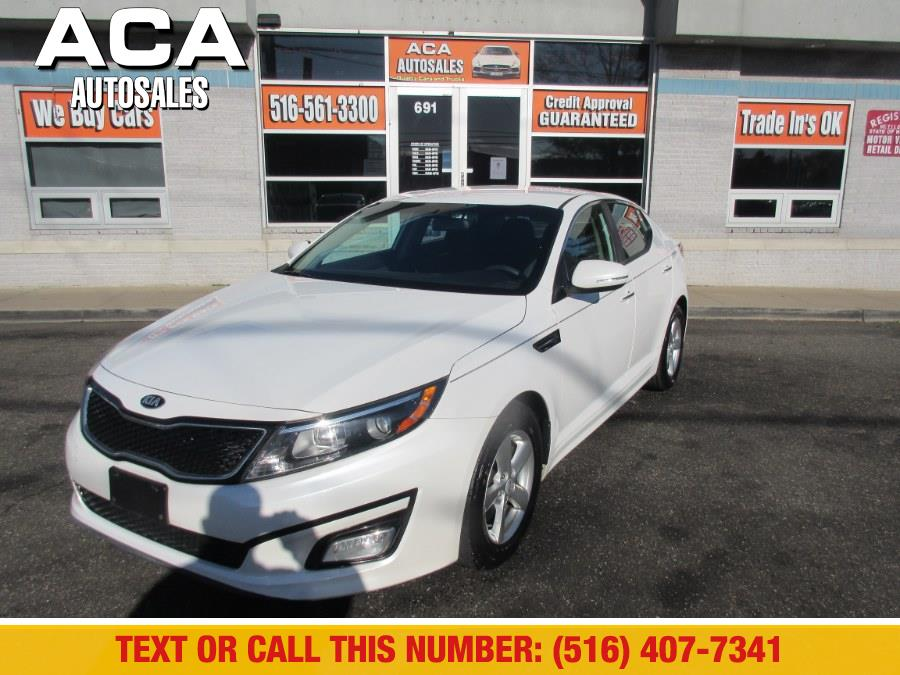 Used Kia Optima 4dr Sdn LX 2015 | ACA Auto Sales. Lynbrook, New York