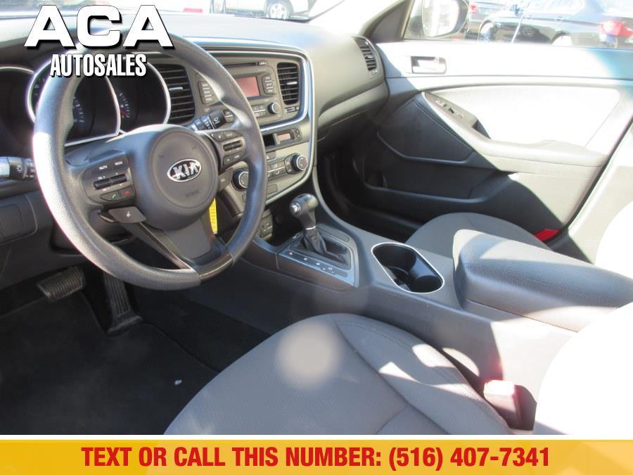 Used Kia Optima 4dr Sdn LX 2015 | ACA Auto Sales. Lynbrook, New York