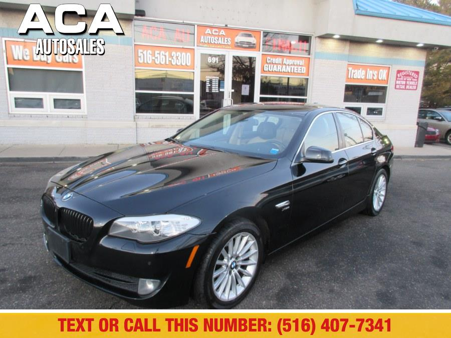 Used 2012 BMW 5 Series in Lynbrook, New York | ACA Auto Sales. Lynbrook, New York