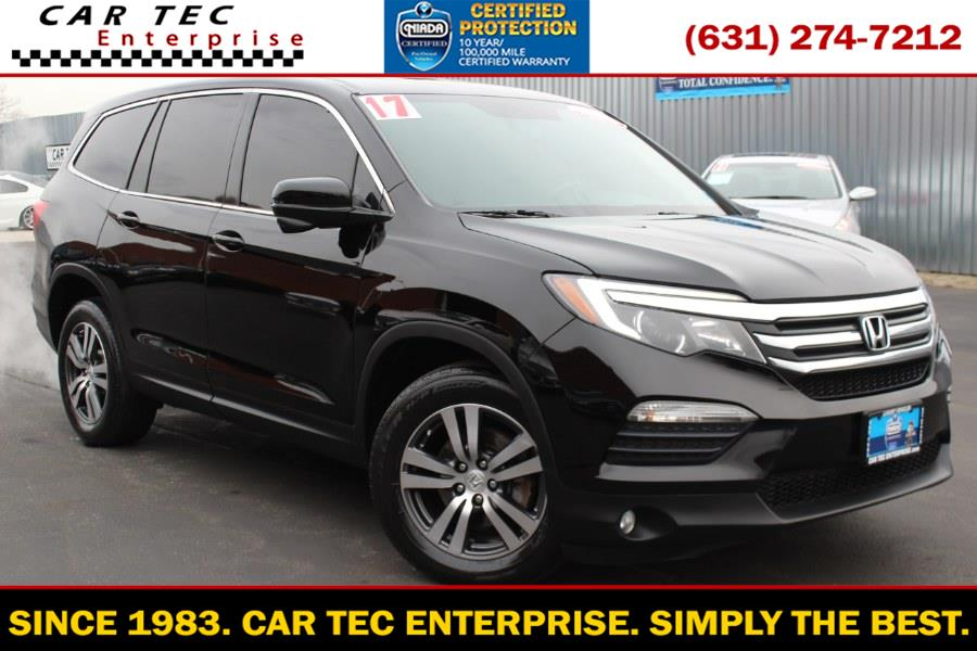 Used 2017 Honda Pilot in Deer Park, New York | Car Tec Enterprise Leasing & Sales LLC. Deer Park, New York