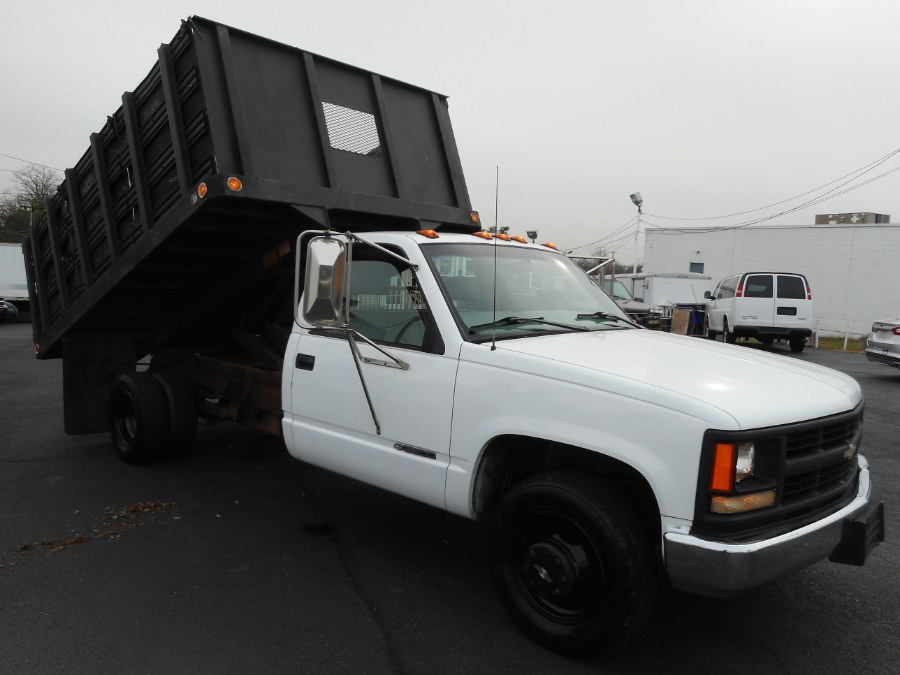 Used 1999 Chevrolet 3500 12' Dump Body in Langhorne, Pennsylvania | Integrity Auto Group Inc.. Langhorne, Pennsylvania