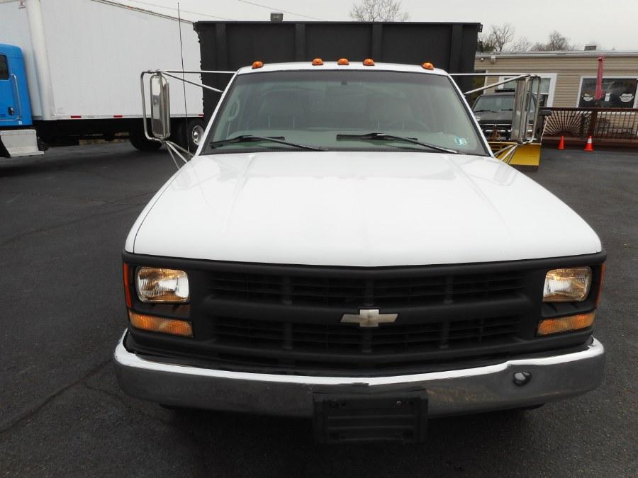 Used Chevrolet 3500 12' Dump Body 12' Stake Dump DRW 1999   Integrity Auto Group Inc.. Langhorne, Pennsylvania