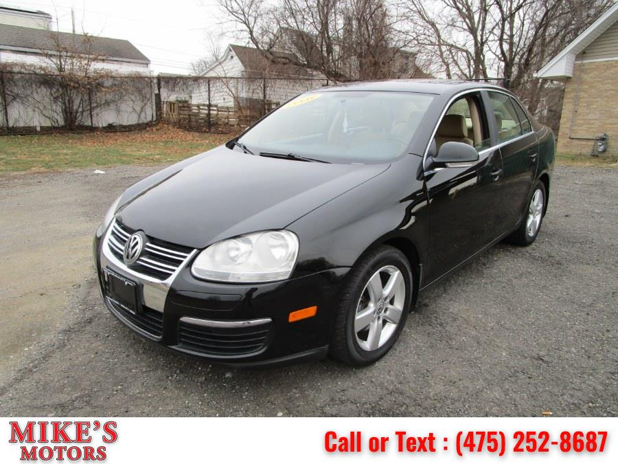 Used Volkswagen Jetta Sedan 4dr Auto SE PZEV 2008 | Mike's Motors LLC. Stratford, Connecticut
