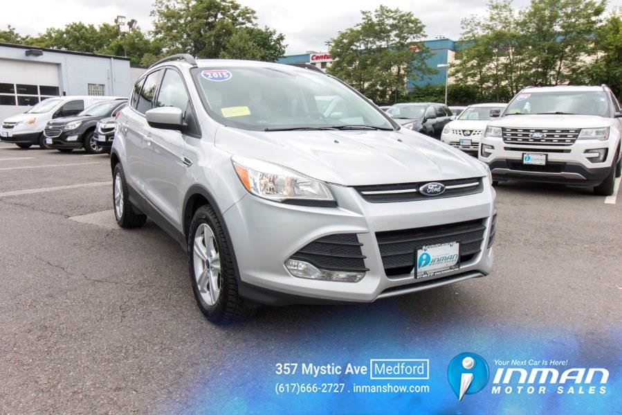 Used 2015 Ford Escape in Medford, Massachusetts | Inman Motors Sales. Medford, Massachusetts