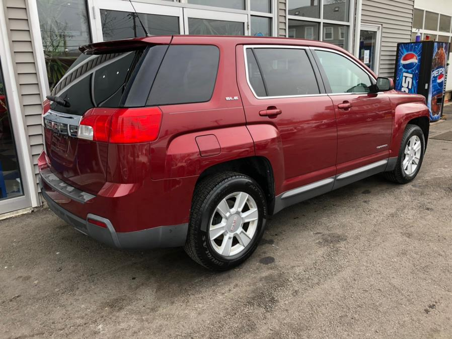 Used GMC Terrain FWD 4dr SLE-1 2010 | Chris's Auto Clinic. Plainville, Connecticut