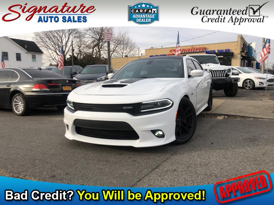 Used 2018 Dodge Charger in Franklin Square, New York | Signature Auto Sales. Franklin Square, New York