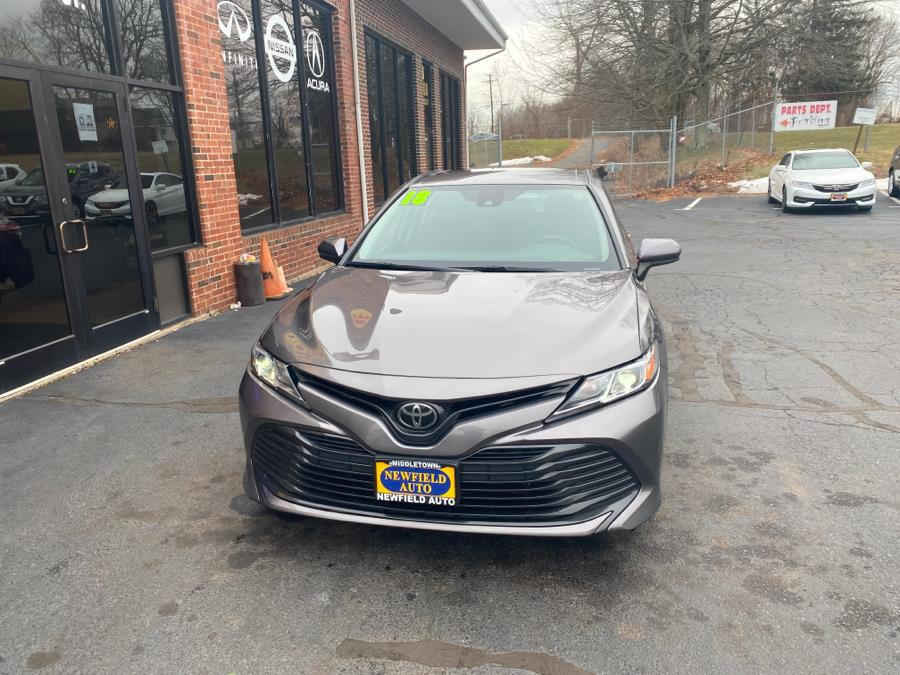 Used Toyota Camry LE Auto (Natl) 2018 | Newfield Auto Sales. Middletown, Connecticut