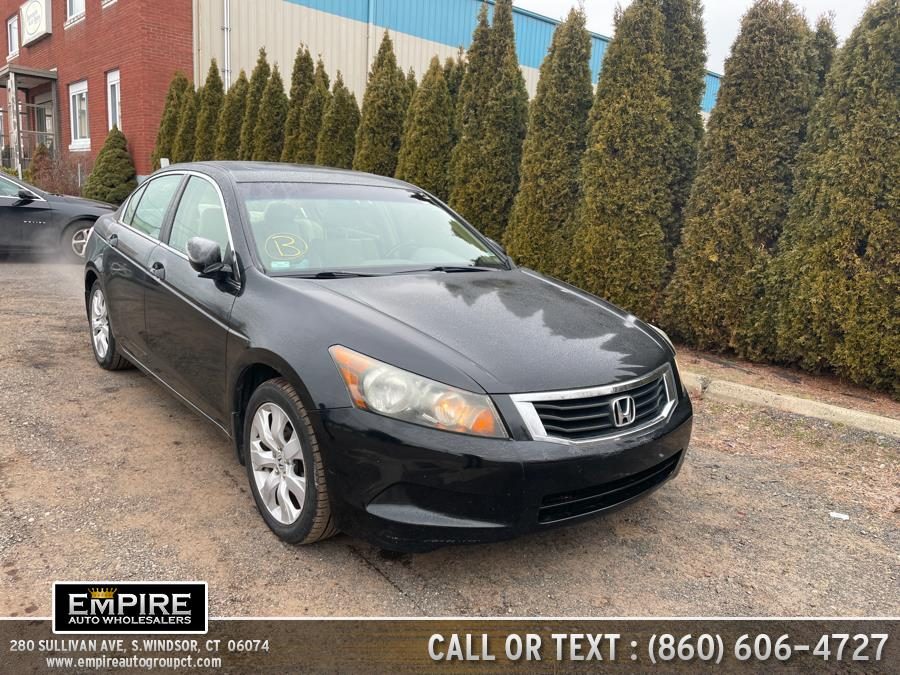 Used 2009 Honda Accord Sdn in S.Windsor, Connecticut | Empire Auto Wholesalers. S.Windsor, Connecticut