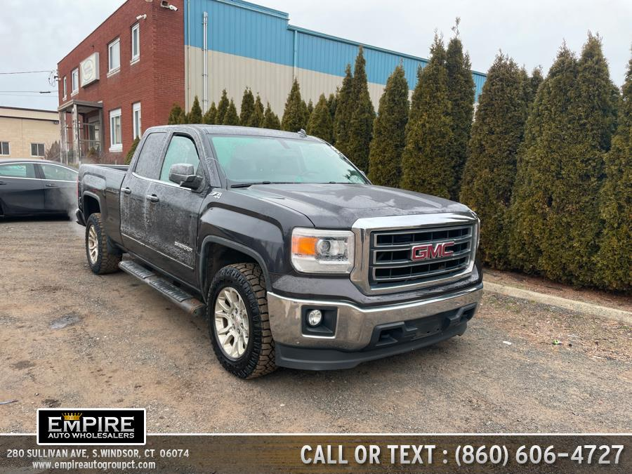 "Used GMC Sierra 1500 4WD Double Cab 143.5"" SLE 2014 