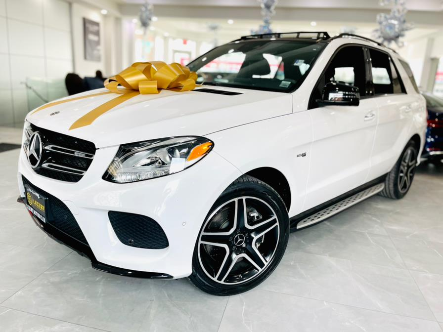 Used Mercedes-Benz GLE AMG GLE 43 4MATIC SUV 2018 | Luxury Motor Club. Franklin Square, New York