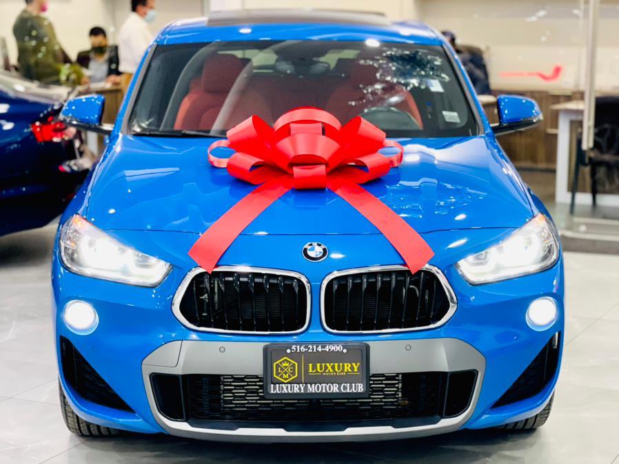 Used BMW X2 xDrive28i Sports Activity Vehicle 2018   Luxury Motor Club. Franklin Square, New York