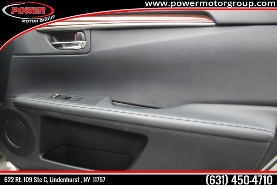 Used Lexus ES 350 4dr Sdn 2014 | Power Motor Group. Lindenhurst , New York