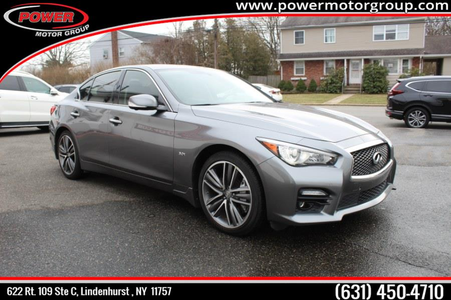 Used 2016 Infiniti Q50 in Lindenhurst , New York | Power Motor Group. Lindenhurst , New York