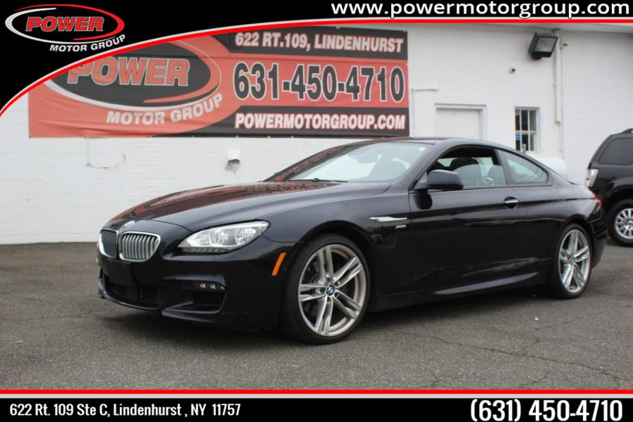 Used 2012 BMW 6 Series - M-SPORT in Lindenhurst , New York | Power Motor Group. Lindenhurst , New York