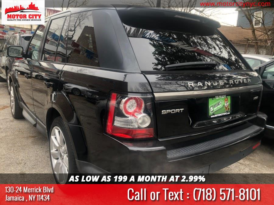 Used Land Rover Range Rover Sport 4WD 4dr HSE 2013   Motor City. Jamaica, New York