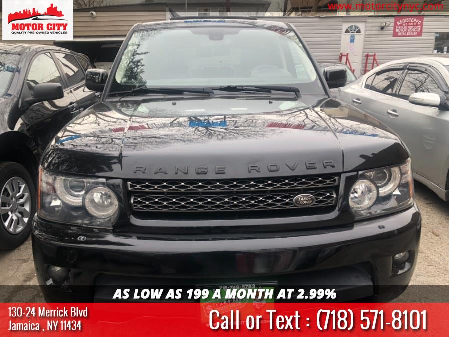 Used Land Rover Range Rover Sport 4WD 4dr HSE 2013 | Motor City. Jamaica, New York