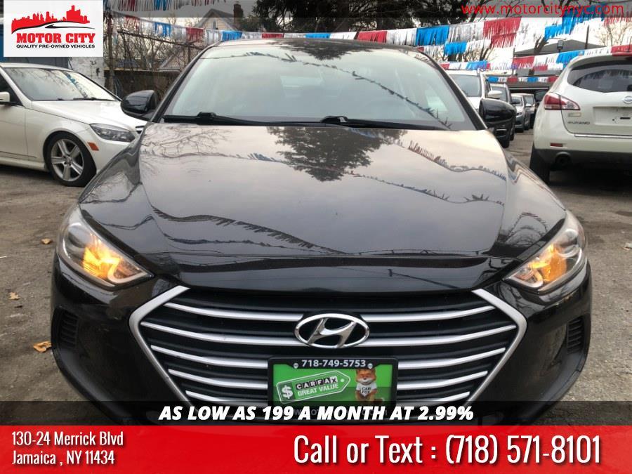 Used 2017 Hyundai Elantra in Jamaica, New York | Motor City. Jamaica, New York