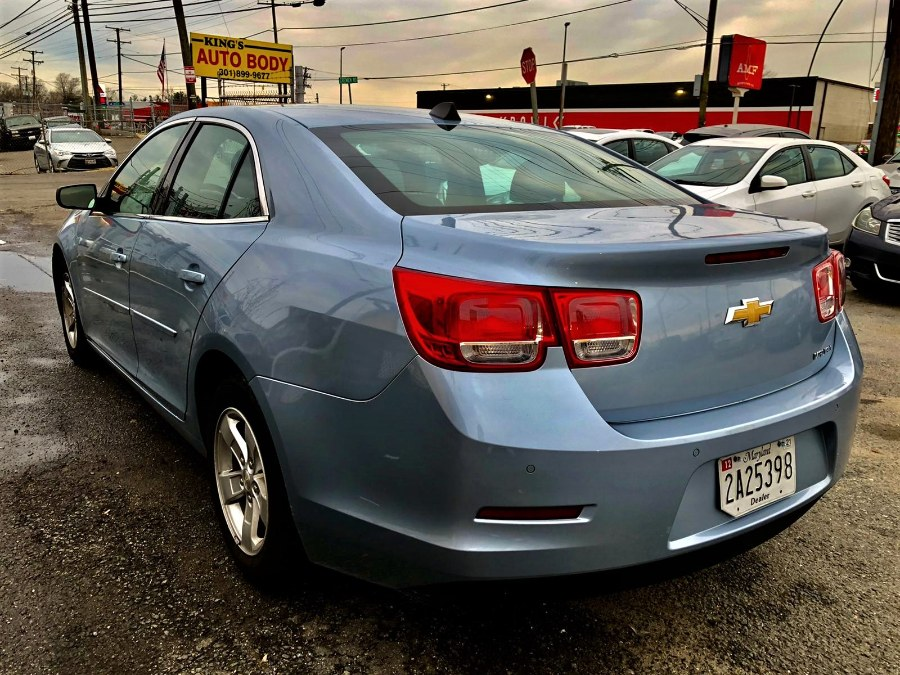 Used Chevrolet Malibu 4dr Sdn LS w/1LS 2013   Temple Hills Used Car. Temple Hills, Maryland