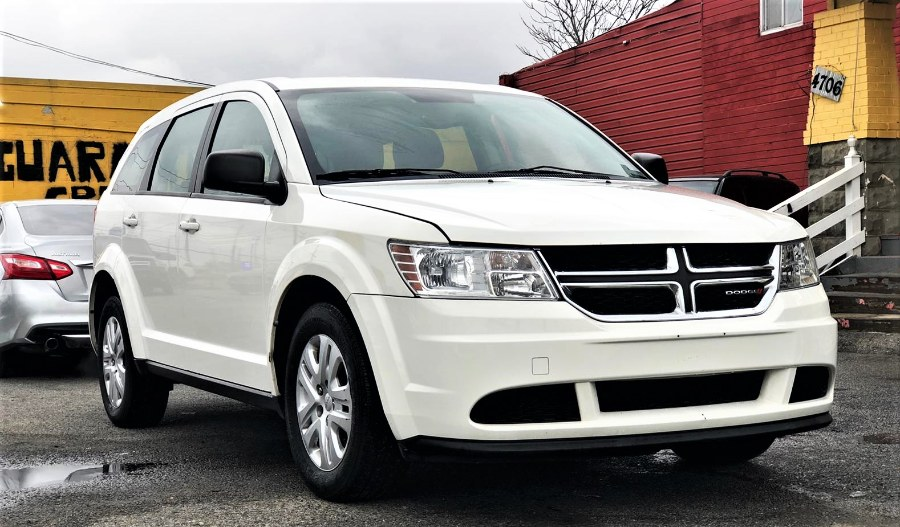 Used Dodge Journey FWD 4dr American Value Pkg 2015 | Temple Hills Used Car. Temple Hills, Maryland