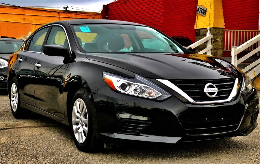 Used Nissan Altima 2.5 SR Sedan 2017 | Temple Hills Used Car. Temple Hills, Maryland