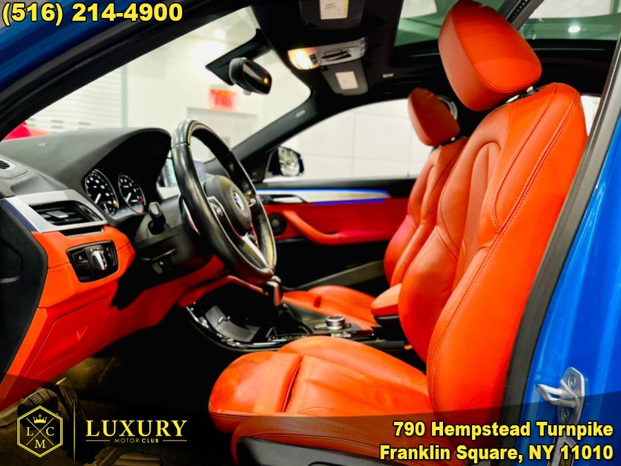 Used 2018 BMW X2 in Franklin Square, New York | Luxury Motor Club. Franklin Square, New York