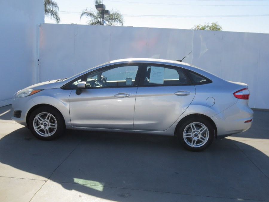 Used Ford Fiesta SE Sedan 2017 | Auto Max Of Santa Ana. Santa Ana, California