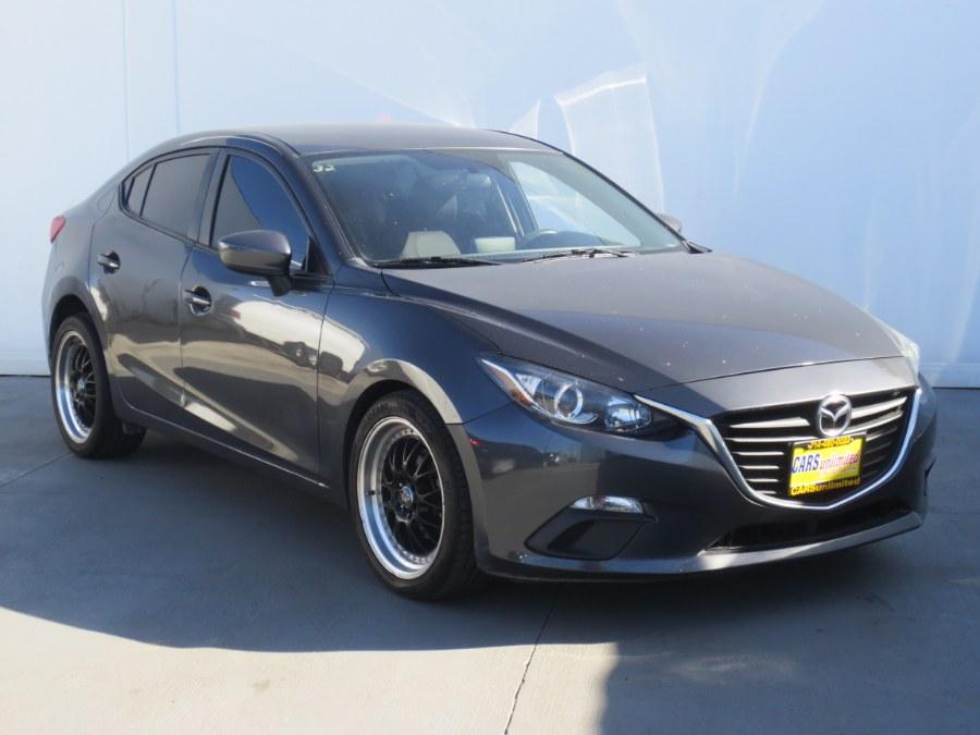 Used 2016 Mazda Mazda3 in Santa Ana, California   Auto Max Of Santa Ana. Santa Ana, California