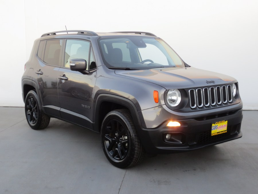 Used Jeep Renegade 4WD 4dr 75th Anniversary 2016 | Auto Max Of Santa Ana. Santa Ana, California