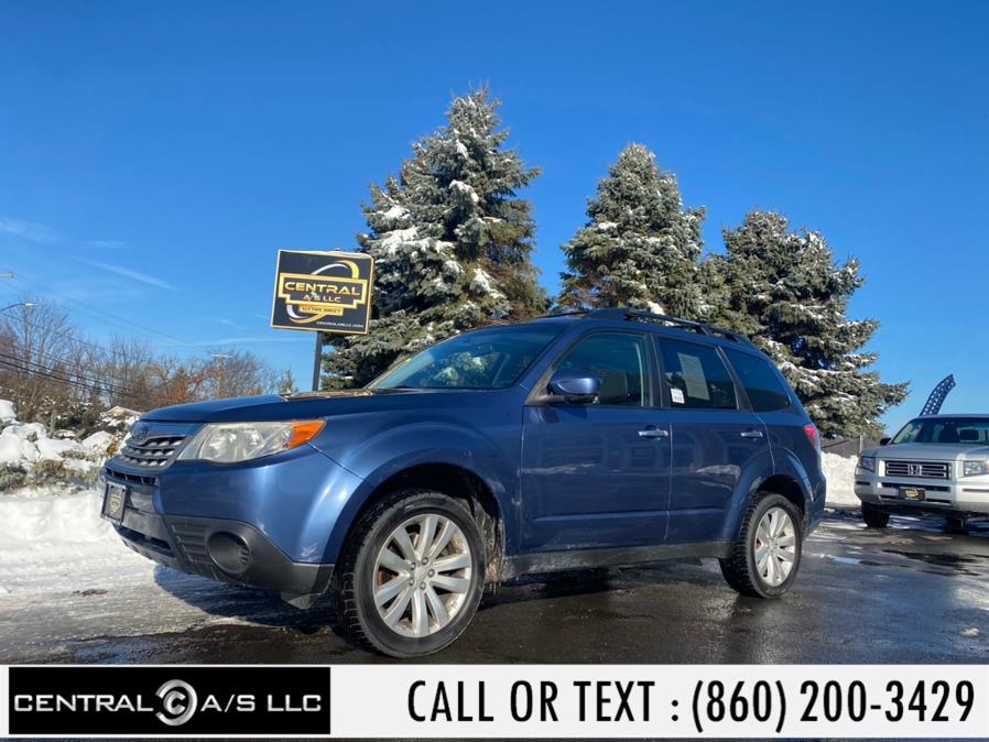 Used 2012 Subaru Forester in East Windsor, Connecticut | Central A/S LLC. East Windsor, Connecticut