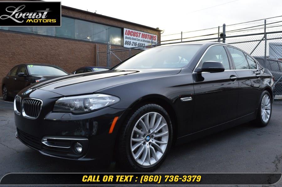 Used BMW 5 Series 4dr Sdn 528i RWD 2014 | Locust Motors LLC. Hartford, Connecticut