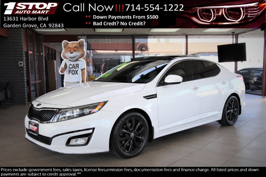 Used Kia Optima 4dr Sdn EX 2015 | 1 Stop Auto Mart Inc.. Garden Grove, California
