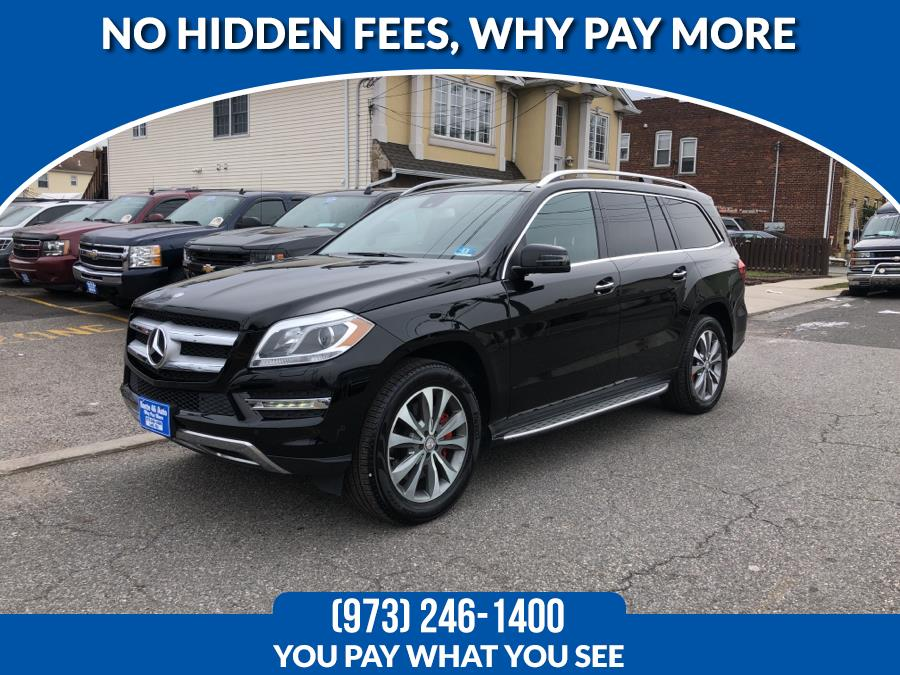 Used Mercedes-Benz GL-Class 4MATIC 4dr GL 450 2013 | Route 46 Auto Sales Inc. Lodi, New Jersey