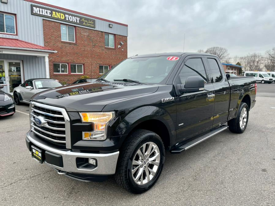 Used 2015 Ford F-150 in South Windsor, Connecticut | Mike And Tony Auto Sales, Inc. South Windsor, Connecticut
