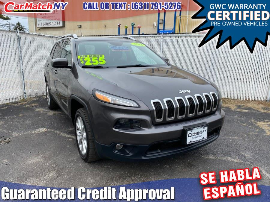 Used 2016 Jeep Cherokee in Bayshore, New York | Carmatch NY. Bayshore, New York
