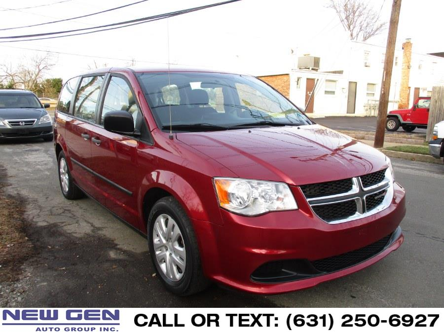 Used 2014 Dodge Grand Caravan in West Babylon, New York | New Gen Auto Group. West Babylon, New York