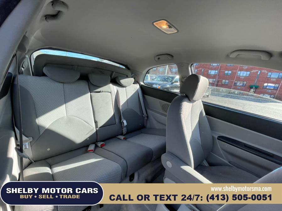 Used Hyundai Accent 3dr HB Auto SE 2008 | Shelby Motor Cars . Springfield, Massachusetts
