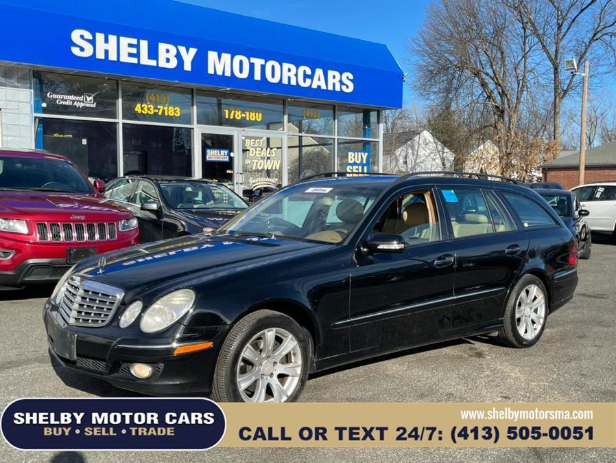 Used 2009 Mercedes-Benz E-Class in Springfield, Massachusetts | Shelby Motor Cars . Springfield, Massachusetts