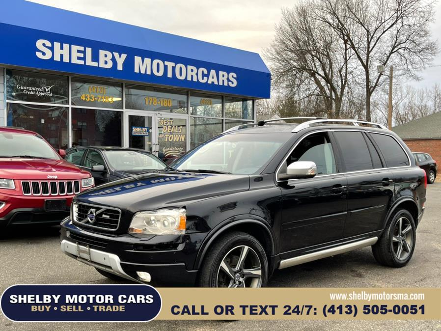 Used 2013 Volvo XC90 in Springfield, Massachusetts | Shelby Motor Cars . Springfield, Massachusetts